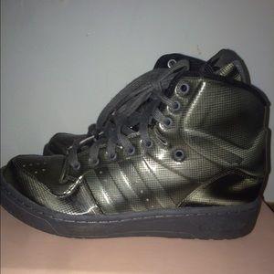 jeremy scott adidas slippers