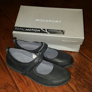 Rockport Shoes - New Rockport Leather never worn size 6.5.