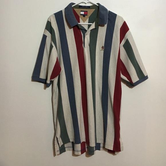 1fd4940ab Vintage 90s Tommy Hilfiger Polo. M_583fa234bf6df54b4300e8c2