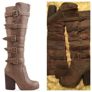 "Jeffrey Campbell Shoes - Jeffrey Campbell ""Armitage"" Knee Boot."
