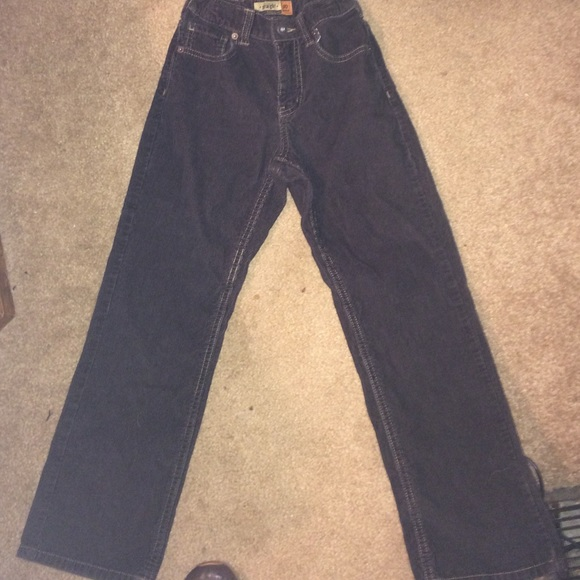 81% off Old Navy Other - New boys brown corduroy pants. from ...