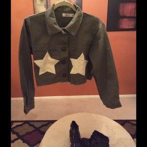 Nasty Gal Jackets & Blazers - 🌷Spring Sale🌷Crop Jacket, Nasty Gal