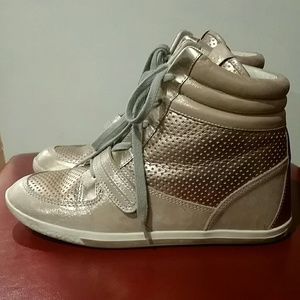 Vince Camuto Shoes - Vince Camuto Wedge Sneakers