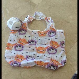 Disney Handbags - Baymax Disney Tsum tsum Eco bag charm