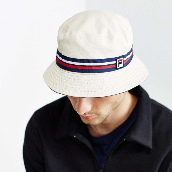 3f6541e58d0 Fila Accessories - FILA reversible bucket hat