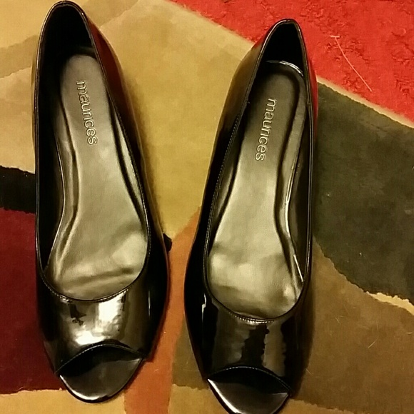 89% off Maurices Shoes - Maurices black dress shoes size 9 from ...