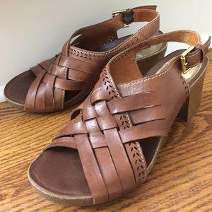 "PIKOLINOS Shoes - Pikolinos ""leather"" like: medium heel/rubber sole"