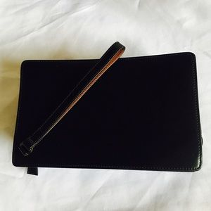 Dunhill Other - Dunhill London expandable Clutch Folio Black