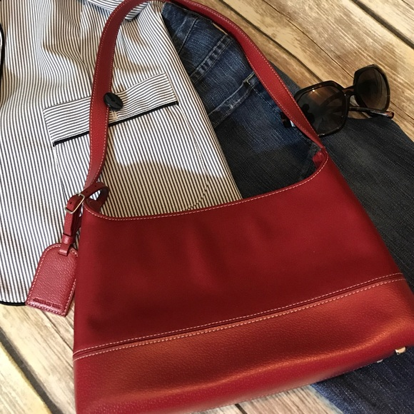 1b7e8093f Jones New York Bags | Jones Of New York Red Purse | Poshmark