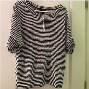NWT J crew striped sweater!