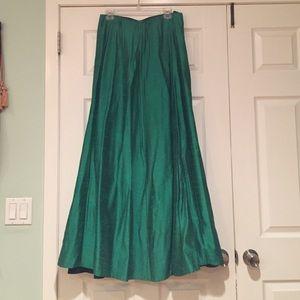 Vintage long full skirt