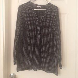 Pleione Long-sleeves blouse