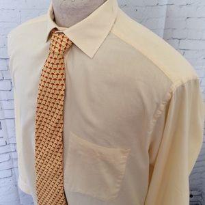 Size 6 yellow dress shirt
