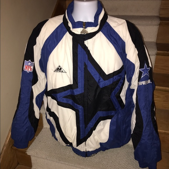 Apex One Other - Rare NFL  Dallas Cowboys  Apex One jacket men s XL b06f18cf8