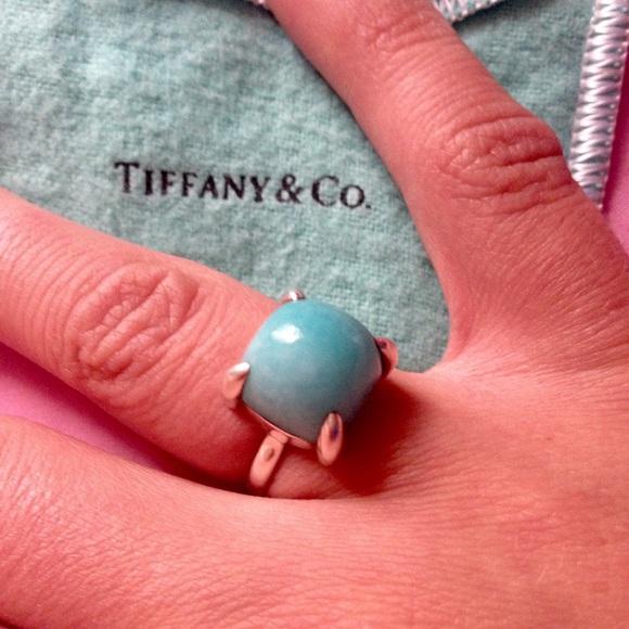 b1d2b9891 Tiffany & Co. Jewelry | Tiffany Co Sugar Stack Ring | Poshmark