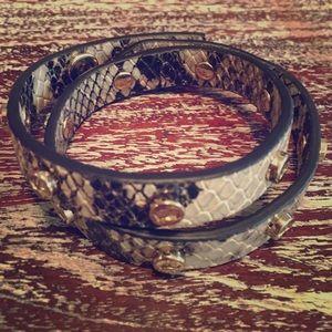 Elaine Turner Jewelry - NWOT Elaine Turner Wrap Bracelet