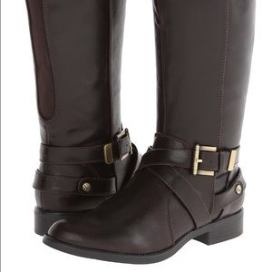 Life Stride Shoes - Women's wide shaft riding boots