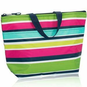 Thirty One Handbags - Thirty One Preppy Pop Thermal Tote