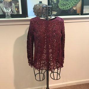 Zara Tops - Lace Zara Top
