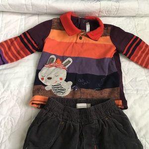 Catimini Other - Unique pant outfit