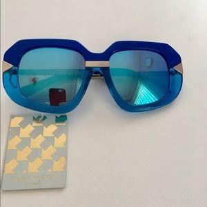 Karen Walker Accessories - Karen walker Hollywood creeper sunglasses