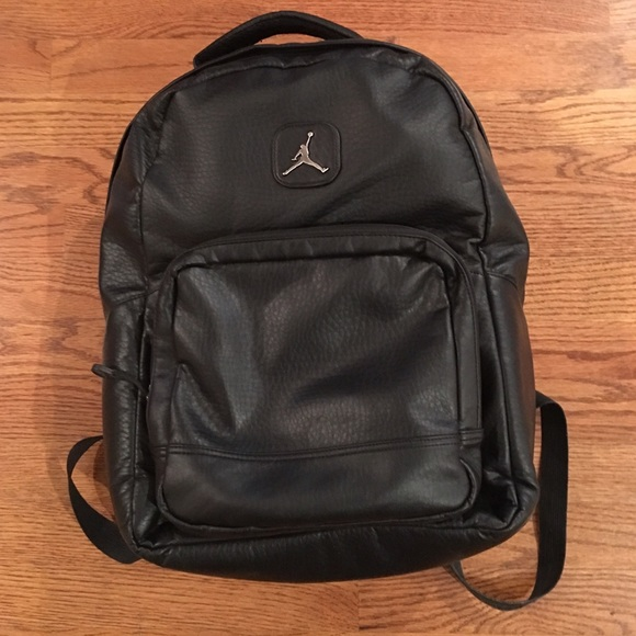 Jordan Other - Jordan leather backpack