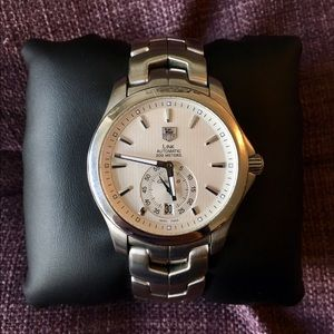 Tag Heuer Other - Men's Tag Heuer Link Calibre 6