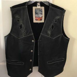 Diesel Other - 100% Genuine leather hand made masterpiece vest
