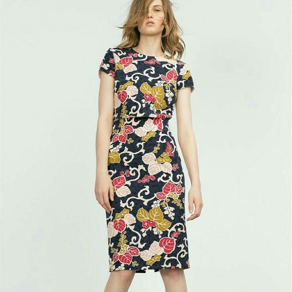 1bfc0af54b2 NWT Zara 2 piece crop top   skirt. Small
