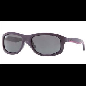 Ray-Ban Other - Ray Ban Jr. purple sunglasses (ages 5-8)