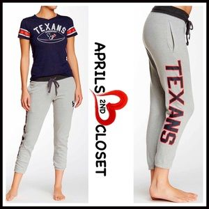 ❗1-HOUR SALE❗HOUSTON TEXAS Joggers Sweatpants