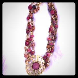 American Vintage Jewelry - Vintage Statement Necklace