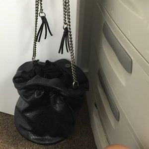 Zara Chain Bucket Bag
