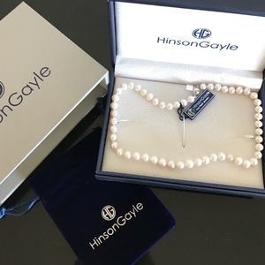 Jewelry - HinsonGayle Pearl Necklace