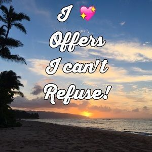 Tops - Please Submit an Offer I just CANNOT REFUSE! 💘
