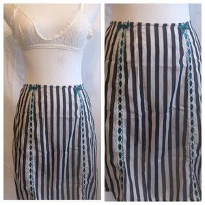 Vintage Half Slip/Skirt, Accentuette France