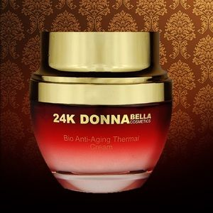 24k donna bella Other - Bio anti-aging thermal face cream