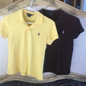 Ralph Lauren Sport polo shirts
