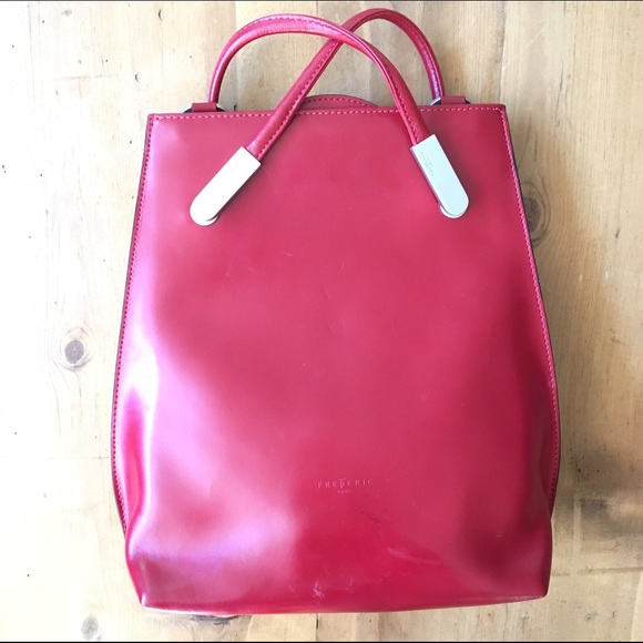 7a815016b3 Frederic T Handbags - Fredric T Paris Red Bag