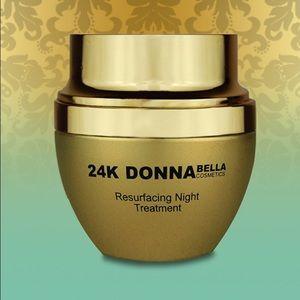 24k donna bella Other - Resurfacing night treatment