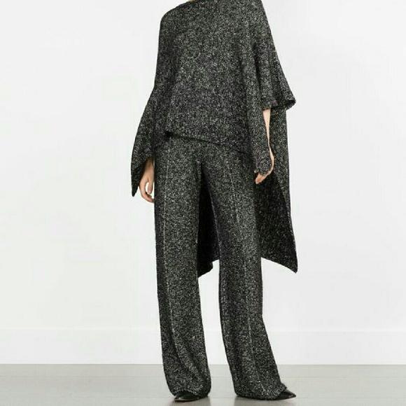 d0cc43ff Zara Pants | Knit Trousers | Poshmark
