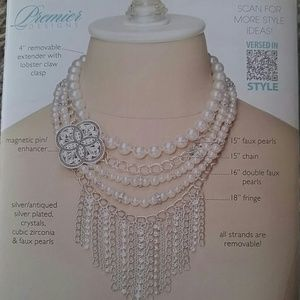 Necklace by Premier Designs - Girl's Best Friend