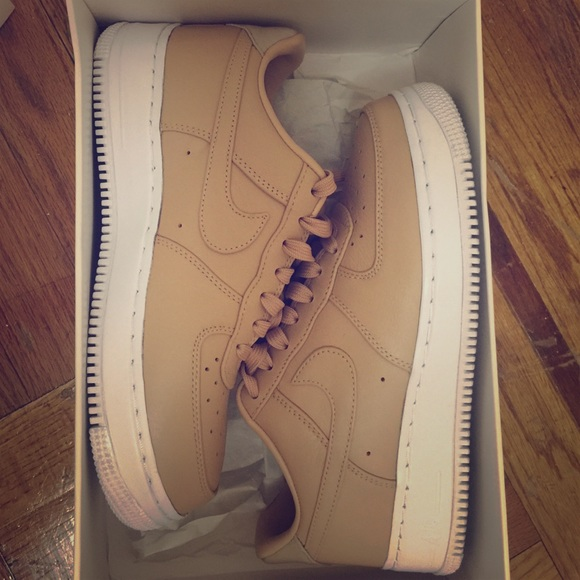 Nike Lab Air Force 1 Low Vachetta Tan
