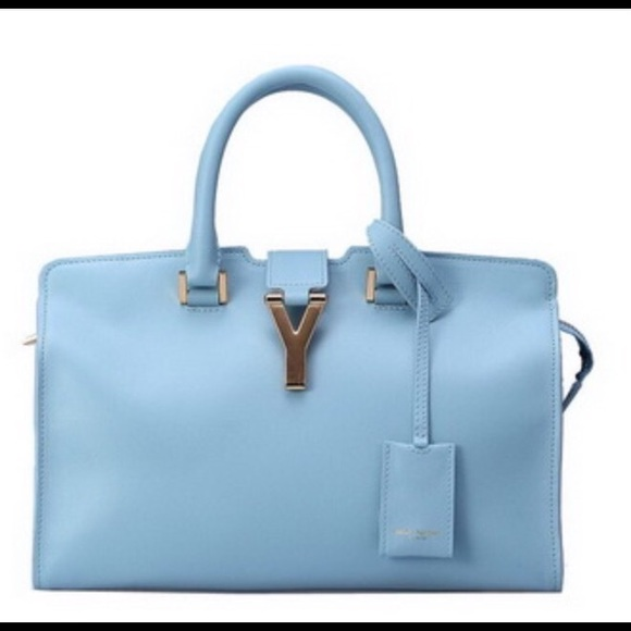 4125615a8a0b YSL Cabas Chyc Tote!! Medium Authentic. NWT. Yves Saint Laurent