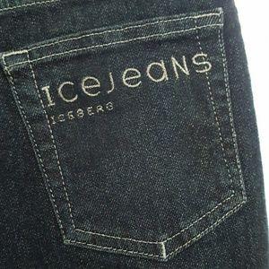 Ice Iceberg Denim - Ice Jeans Dark Denim