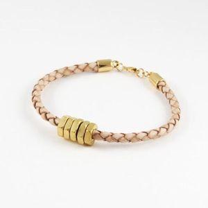 Honeybee Bracelet - Natural