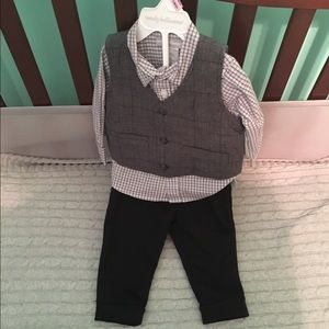 Wendy Bellissimo Other - 3-Piece Vest Set