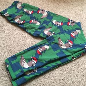 Brand new OS Christmas leggings