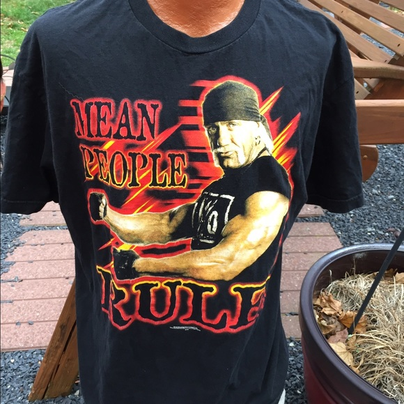 wwe hulk hogan t shirt