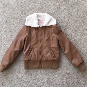 Copper Key Other - Faux Leather Jacket